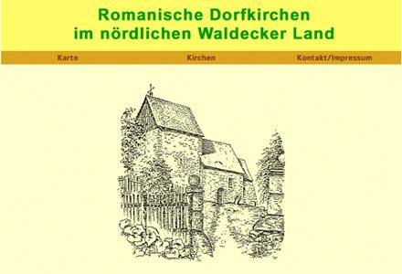 Romanische Dorfkirchen